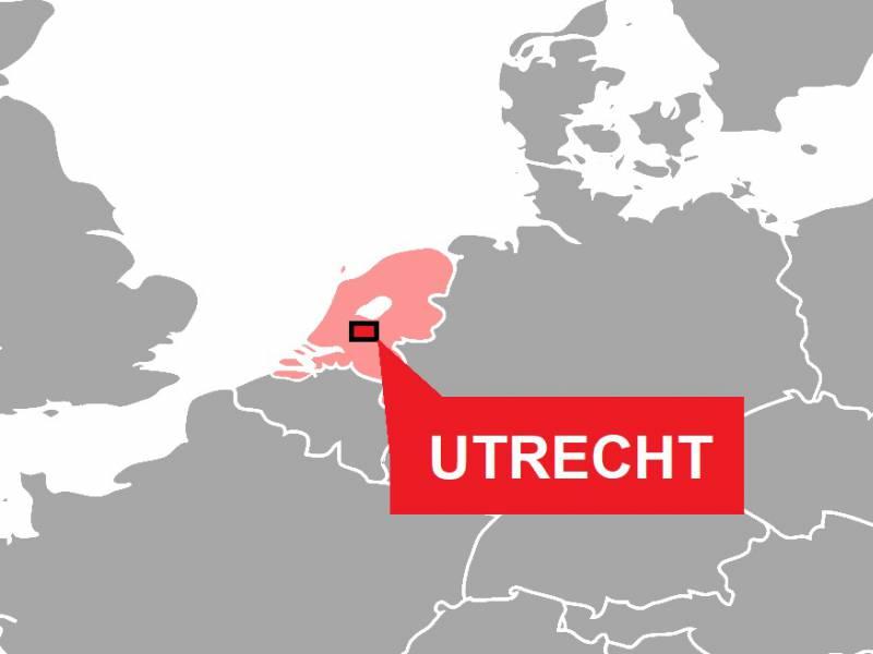 Nach Schuessen In Utrecht Polizei Nimmt Hauptverdaechtigen Fest