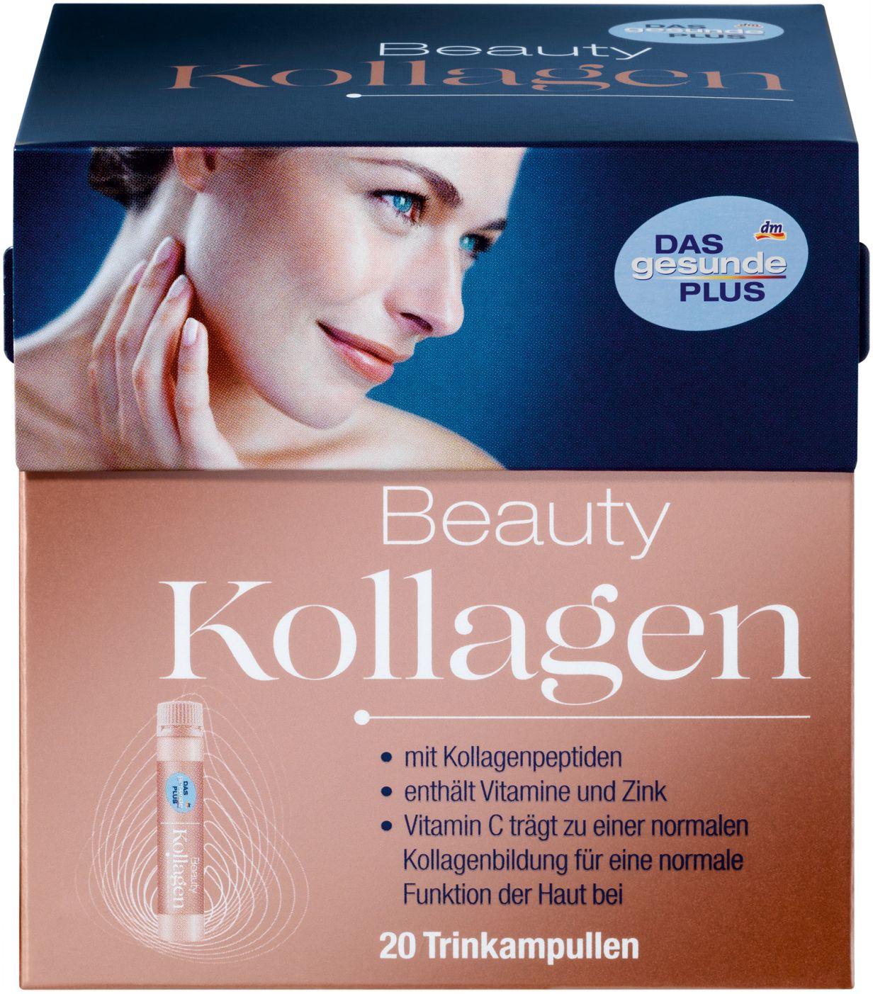 Verbraucherwarnung Das Gesunde Plus Beauty Kollagen