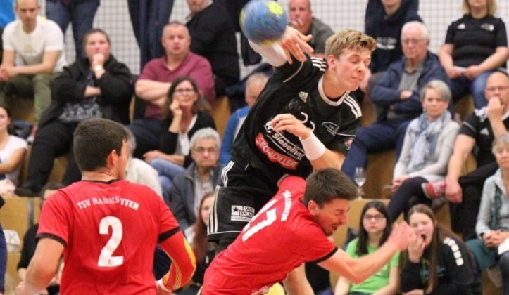 CL0I5332-1-723x420 Hoffnung für Haunstettens Handballer - Knapper Sieg gegen Friedberg Augsburg Stadt Bildergalerien Handball News News Sport #gemeinsamstark Bayernliga Derby friedbergbrennt TSV Friedberg Handball TSV Haunstetten Handball |Presse Augsburg