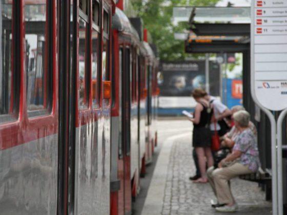 Linie 32 Augsburg