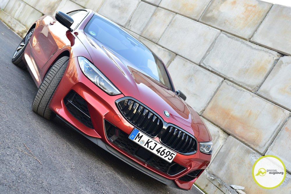 m850_098 M8VOLLE NEUAUFLAGE |Der BMW M850i im Presse Augsburg-Test Bildergalerien Freizeit News Technik & Gadgets BMW BMW M8 BMW M850i Test |Presse Augsburg