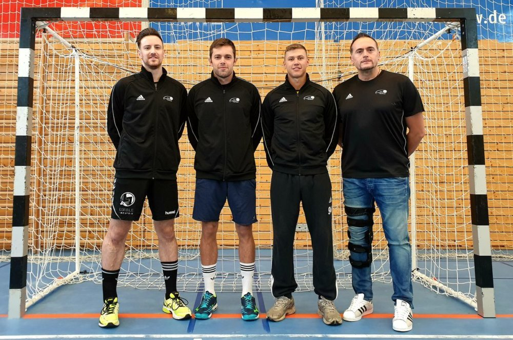20190508_090931 TSV Friedberg Handball präsentiert drei Neuzugänge Aichach Friedberg Handball News News Sport TSV Friedberg Handball TSV Ottobeuren VfL Günzburg |Presse Augsburg