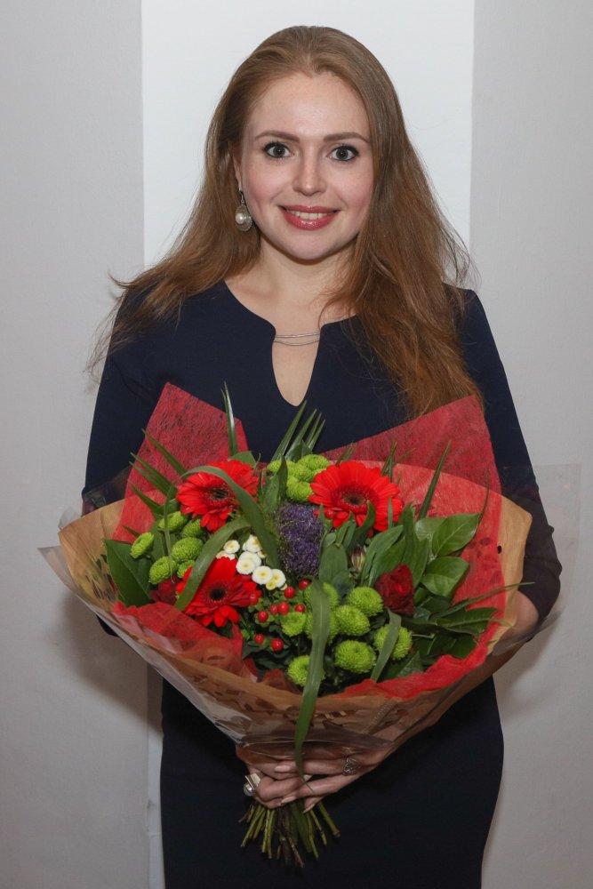 Anna Tabak Ob Kandidatin Des Wsa E. V. Foto Von Andreas Elstner
