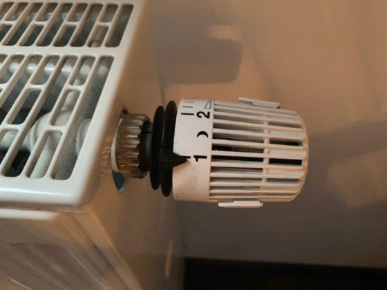 IMG_2607-560x420 Das Gigaset smart thermostat im Presse Augsburg-Test Technik & Gadgets Gigaset Gigaset smart thermostat Heizung Test Thermostat |Presse Augsburg