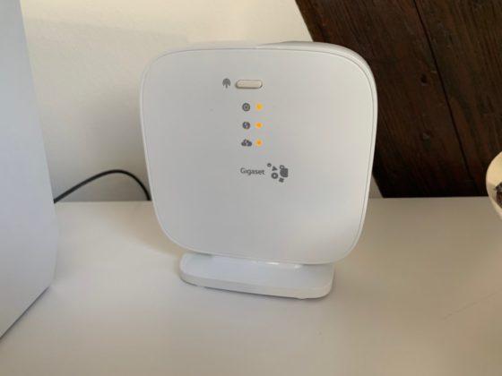 IMG_2618-560x420 Das Gigaset smart thermostat im Presse Augsburg-Test Technik & Gadgets Gigaset Gigaset smart thermostat Heizung Test Thermostat |Presse Augsburg