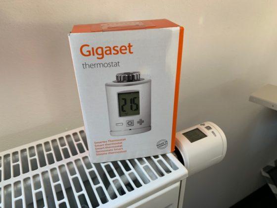 IMG_2620-560x420 Das Gigaset smart thermostat im Presse Augsburg-Test Technik & Gadgets Gigaset Gigaset smart thermostat Heizung Test Thermostat |Presse Augsburg