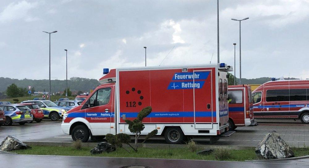 n5_190528_ID15597_3 Eilmeldung | Fliegerbombe in Augsburg-Lechhausen gefunden - Umkreis muss geräumt werden Augsburg Stadt News Polizei & Co Augsburg-Lechhausen Evakuierung Fliegerbombe |Presse Augsburg