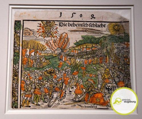 "2019-06-14-Maximilian-I.-–-37.jpg-499x420 ""Kaiser. Ritter. Bürger zu Augsburg"" | Maximilianmuseum präsentiert einzige Ausstellung zu Kaiser Maximilian I. Augsburg Stadt Bildergalerien Kunst & Kultur News Newsletter Augsburg Ausstellung Maximilian I Maximilianmuseum Sonderausstellung |Presse Augsburg"