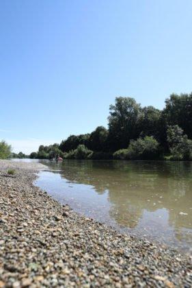 Uferaufweitung Großaitingen Pressefoto 3