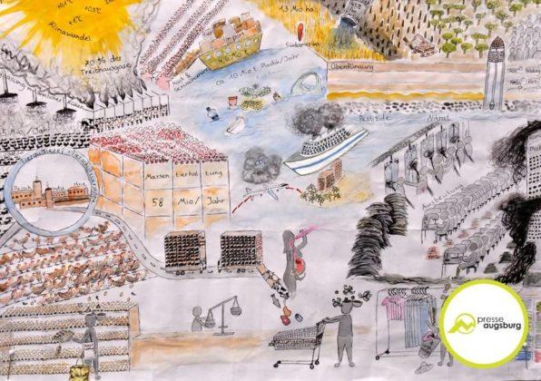 2019-07-12-Friedensbild-–-27.jpg-596x420 Bin ich frei oder doch eine Marionette? - Augsburger Friedensbild 2019 philosophiert über Freiheit Augsburg Stadt Bildergalerien Kunst & Kultur News Newsletter Anna Barbara von Stettenschen Instituts Augsburger Friedensbild Augsburger Hohen Friedensfest Stetten  Presse Augsburg