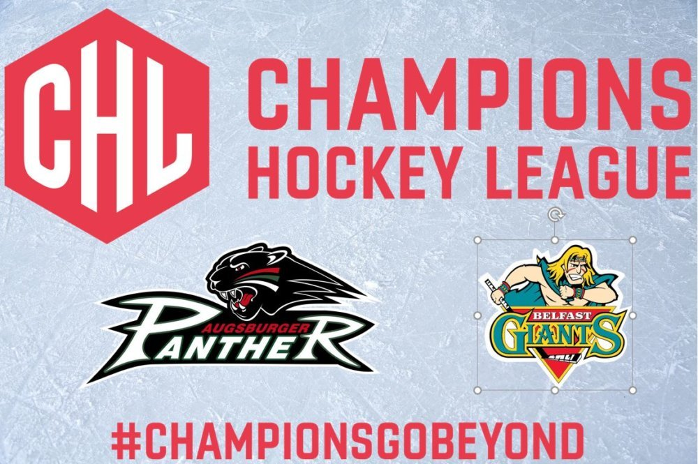 chl-aev-belfast CHL: Augsburger Panther - Belfast Giants AEV Augsburger Panther Belfast Giants Champions Hockey League CHL | Presse Augsburg