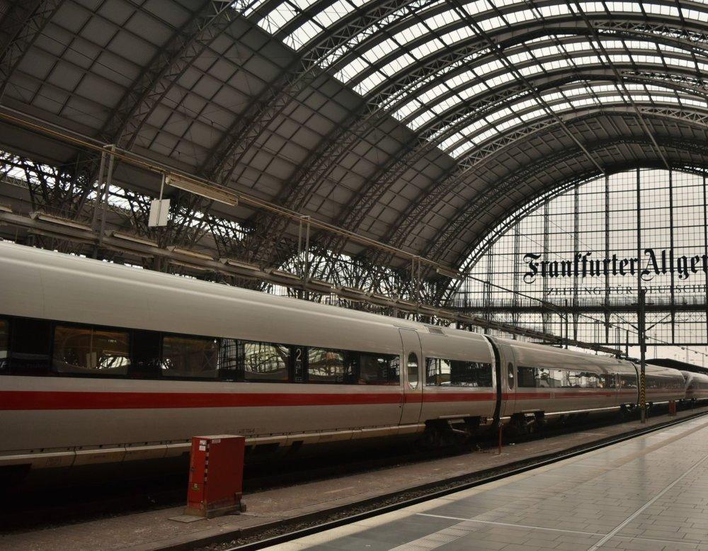 Frankfurt Ice