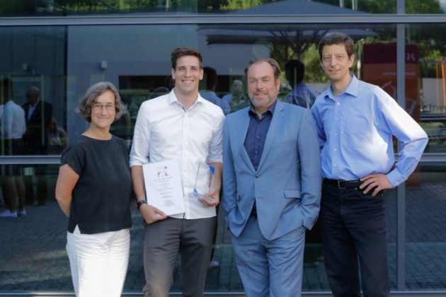 Gp Awards 2018 Preis Bund Der Architekten Ingenieure