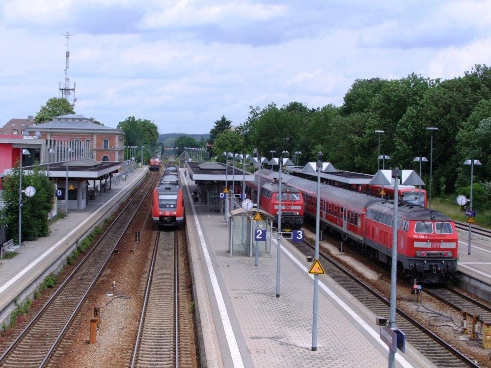 Bahnhof Memmingen 2011 2