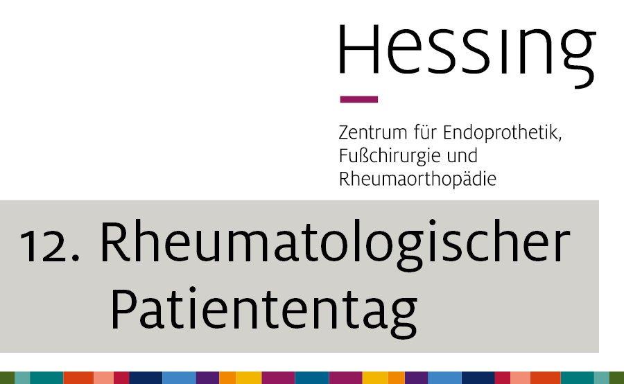 Patiententag_2019 12. Rheumatologischer Patiententag Informationsveranstaltung Patiententag Rheuma |Presse Augsburg