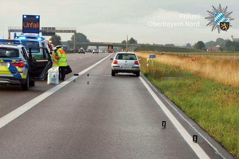 A9 Allershausen T Dlicher Verkehrsunfall Tsg5E