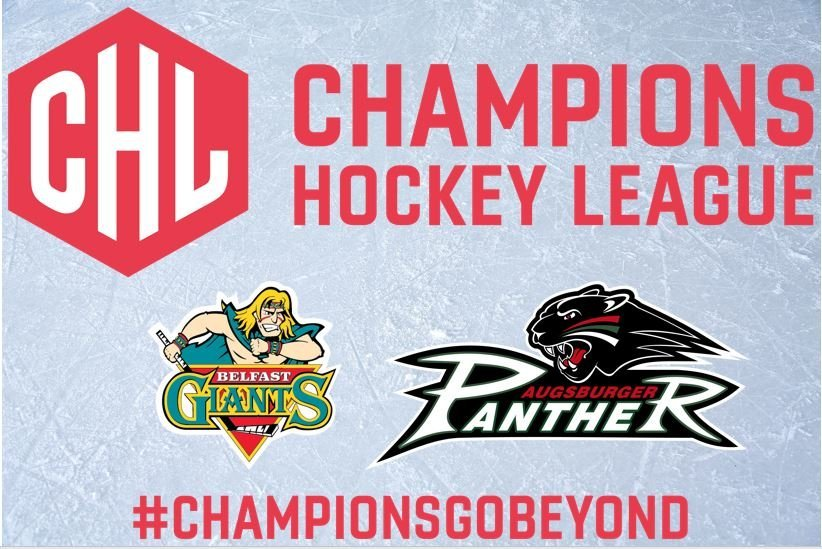 chl-belfast-aev-1 CHL | Das Treffen der Überraschungssieger - Augsburger Panther spielen in Belfast Augsburger Panther News Newsletter Sport AEV Augsburger Panther Belfast Giants Champions Hockey League Championsgobeyond CHL | Presse Augsburg