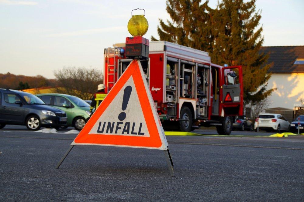 Unfall Feuerwehr