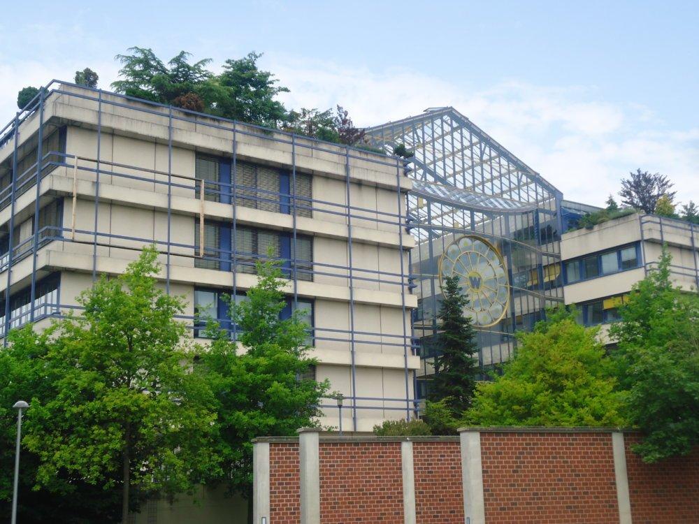 Bürogebäude Walter Bau Ag Augsburg