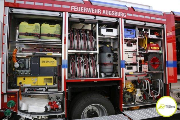 Feuerwehr Augsburg 091