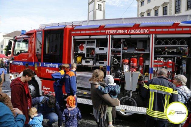 Feuerwehr Augsburg 101