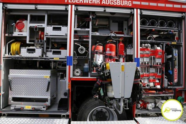 Feuerwehr Augsburg 102