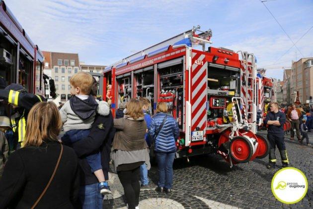 Feuerwehr Augsburg 104