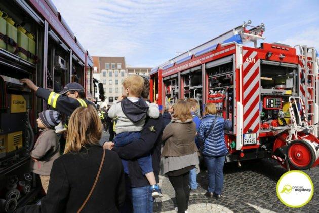 Feuerwehr Augsburg 105