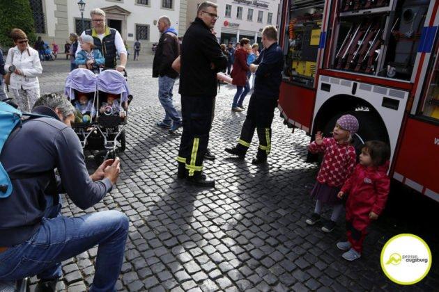 Feuerwehr Augsburg 108