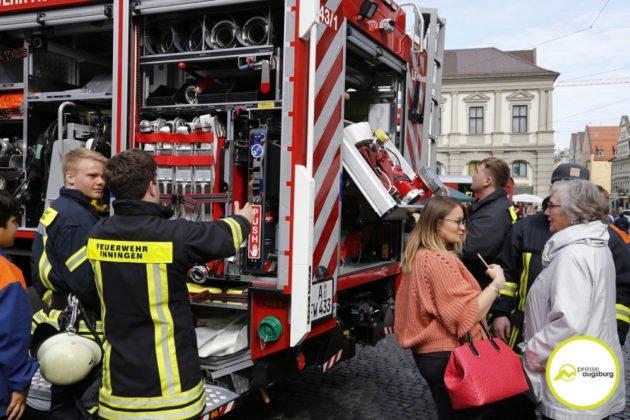 Feuerwehr Augsburg 115
