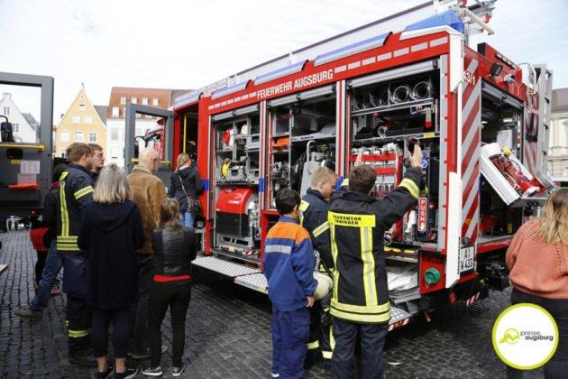 Feuerwehr Augsburg 116