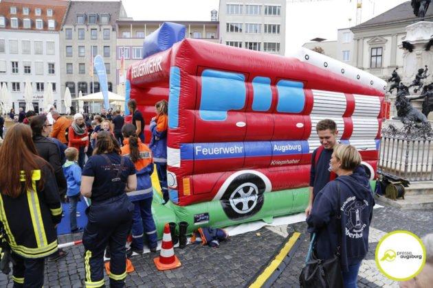 Feuerwehr Augsburg 119