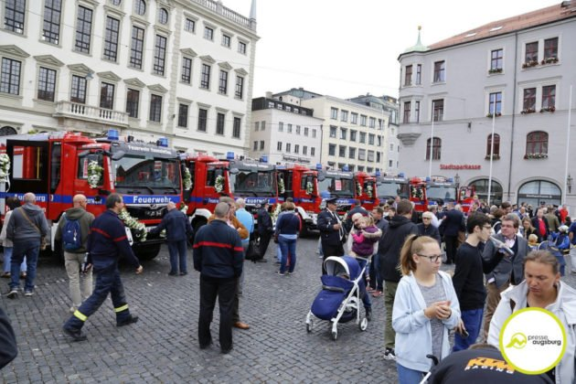 Feuerwehr Augsburg 120