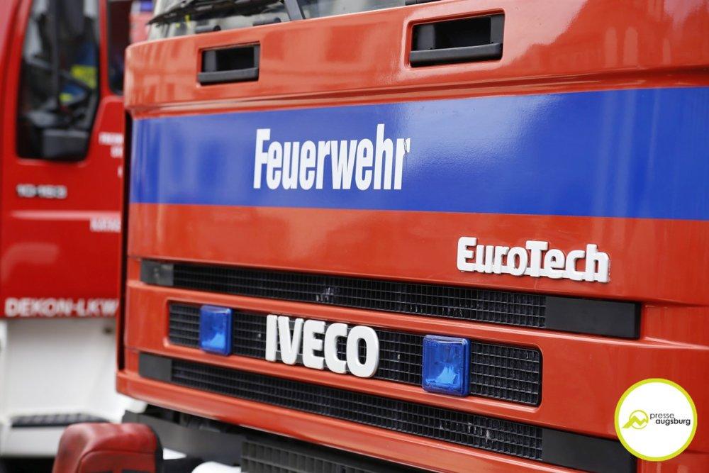 Feuerwehr Augsburg 122
