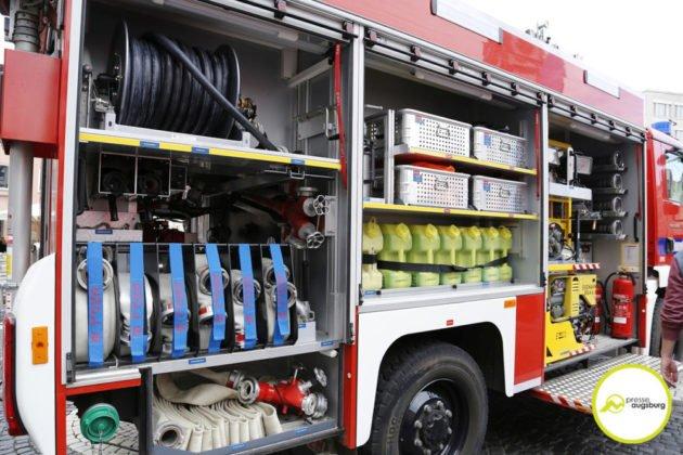 Feuerwehr Augsburg 124