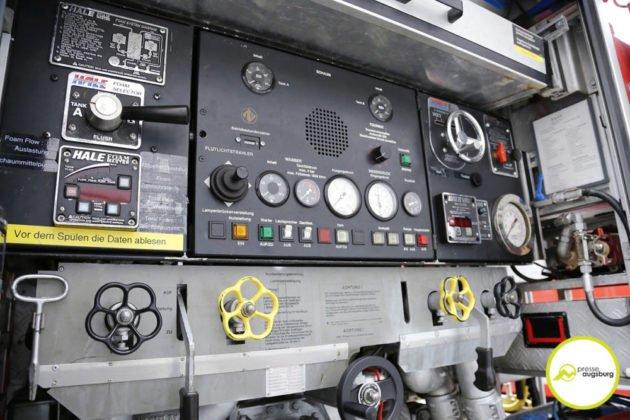 Feuerwehr Augsburg 125