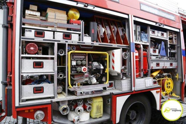 Feuerwehr Augsburg 127