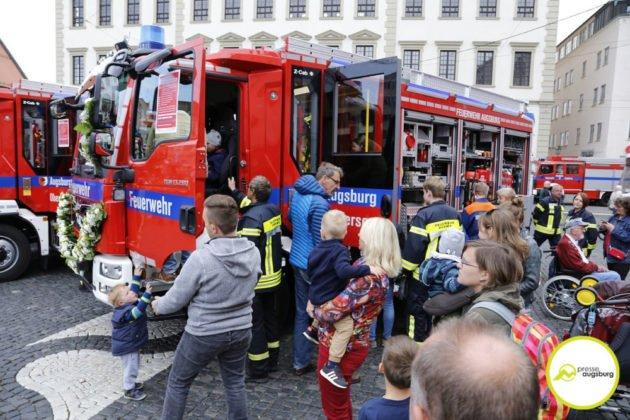 Feuerwehr Augsburg 129