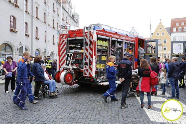 Feuerwehr Augsburg 130