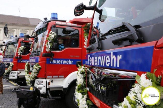 Feuerwehr Augsburg 134