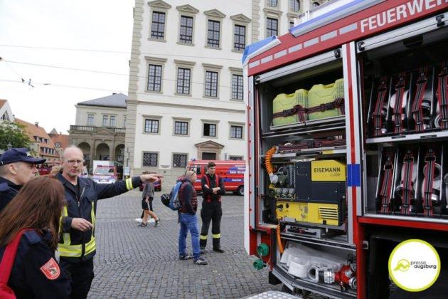 Feuerwehr Augsburg 136