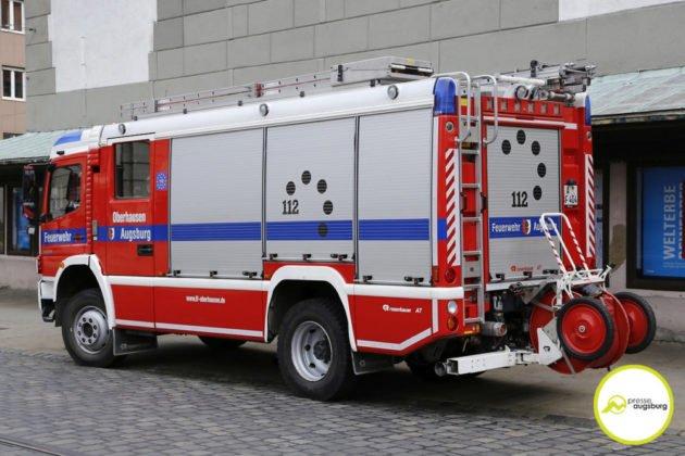 Feuerwehr Augsburg 137