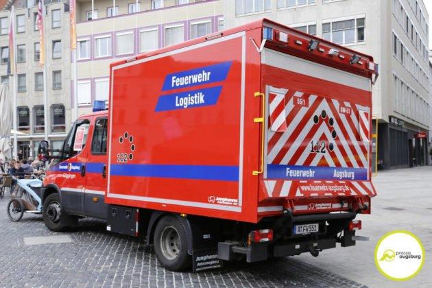Feuerwehr Augsburg 139