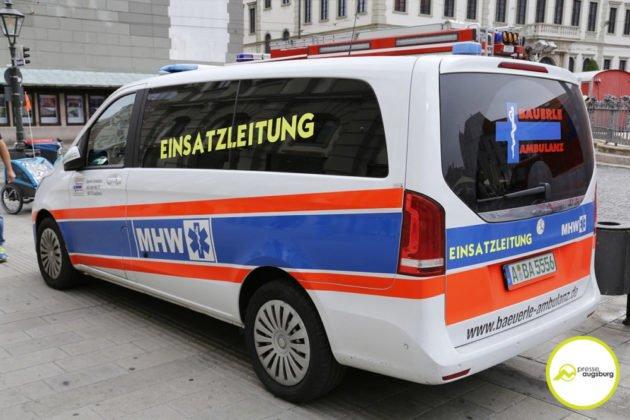Feuerwehr Augsburg 140