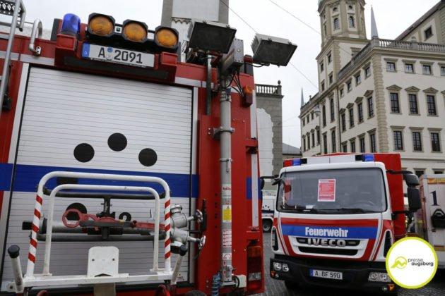 Feuerwehr Augsburg 142