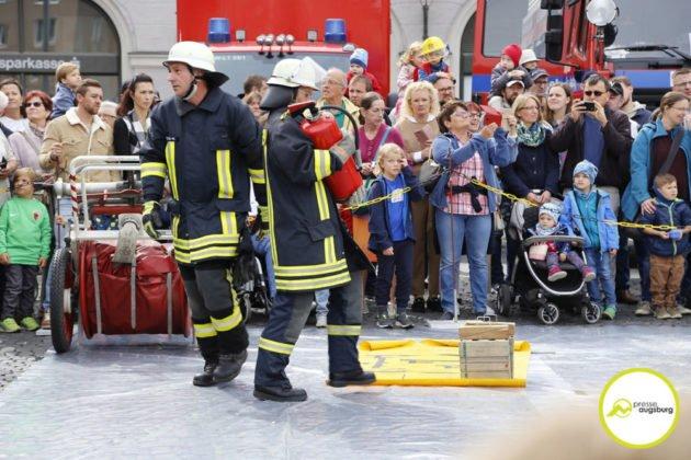 Feuerwehr Augsburg 158
