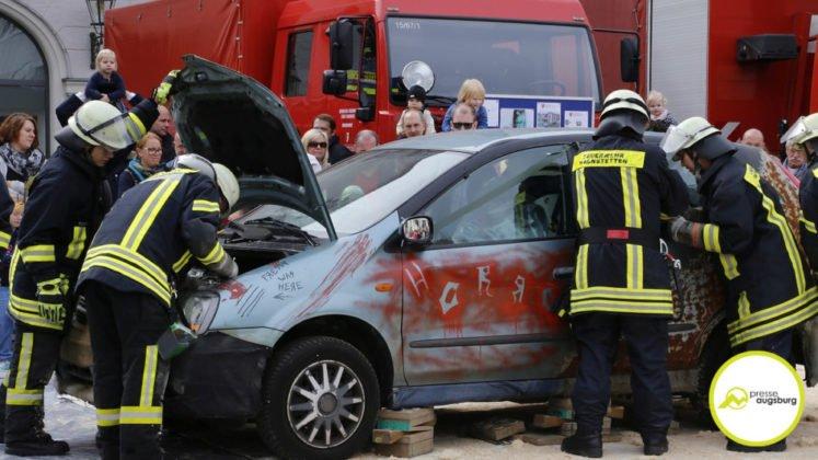 Feuerwehr Augsburg 163