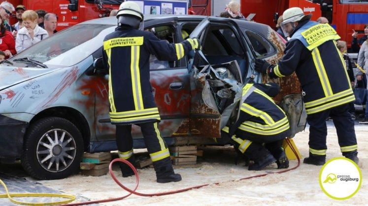 Feuerwehr Augsburg 165