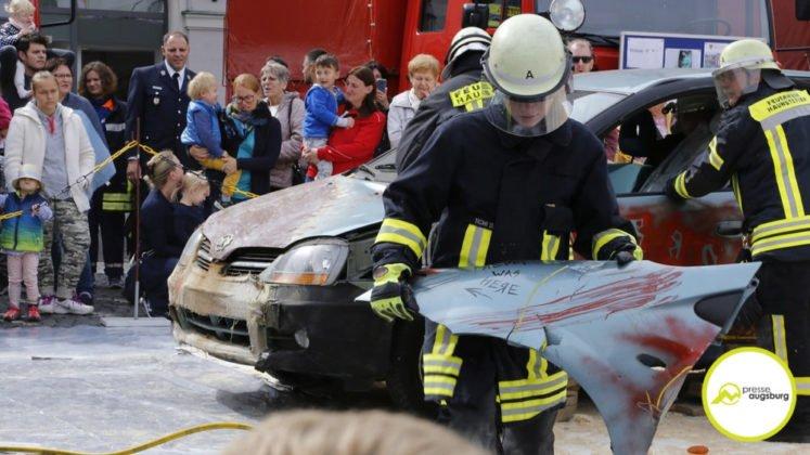 Feuerwehr Augsburg 166