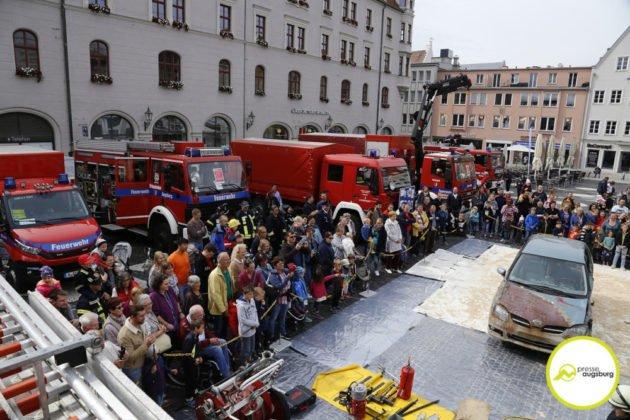 Feuerwehr Augsburg 172